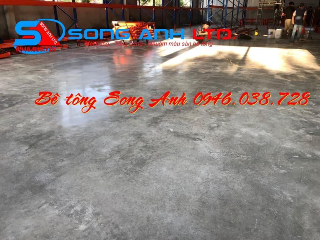Bảo dưỡng sàn bê tông mài - Dịch vụ SONG ANH 0946.038.728 Đà Nẵng Huế Công ty bê tông mài Song Anh Đà Nẵng Phan thị Mỹ