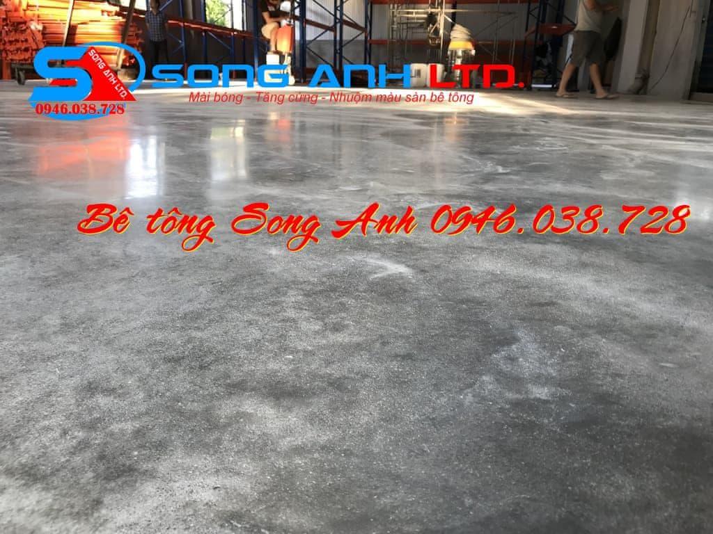 Đánh bóng nền bê tông Đà Nẵng