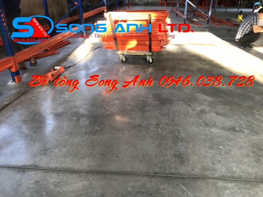 Đánh sàn bê tông Đà nẵng