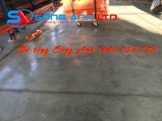Dịch vụ mài sàn bê tông Đà Nẵng
