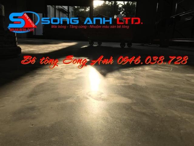 Mài bóng sàn bê tông Đà nẵng