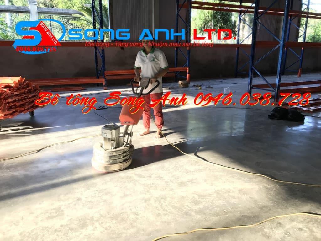 Mài đánh bóng sàn bê tông Đà Nẵng Huế Hội An Tam Kỳ