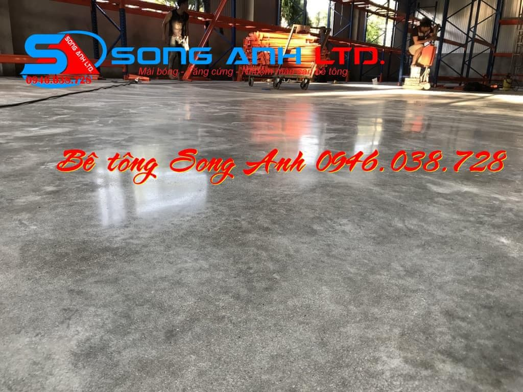 Sàn bê tông mài đánh bóng Huế Đà Nẵng Quảng Nam