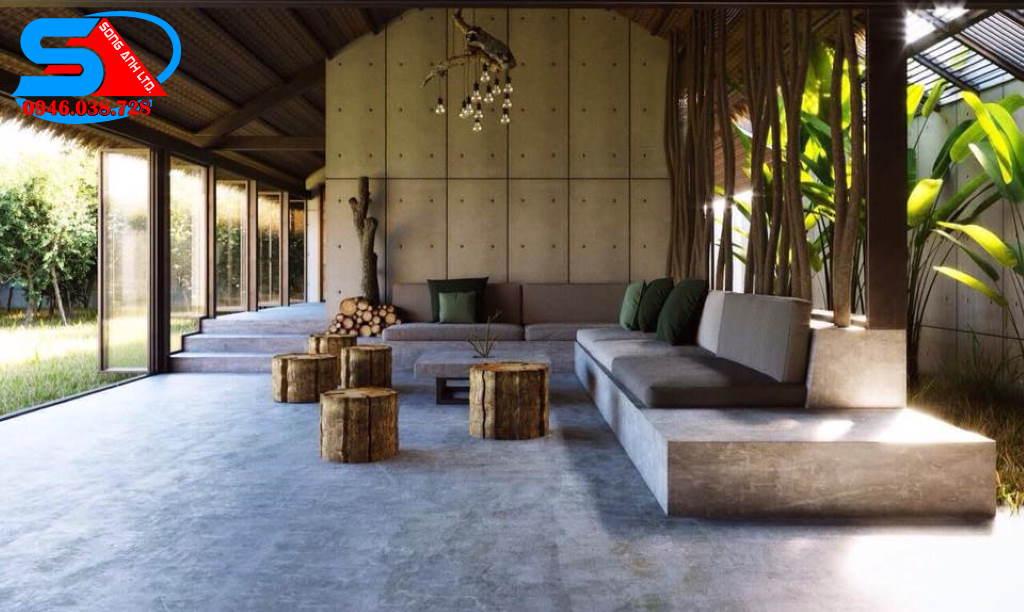 Đánh bóng sàn bê tông Quảng Bình