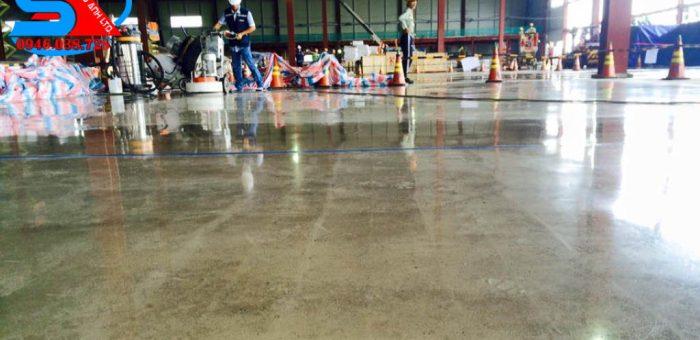 Đánh bóng sàn bê tông Đông Hà Quảng Trị