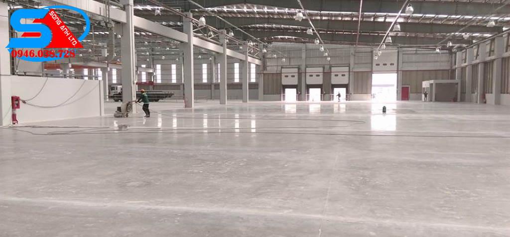 Mài sàn bê tông Quảng Bình